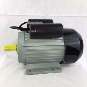 YL8012 0.55Kw 3/4hp Single Phase Induction Electric Motor