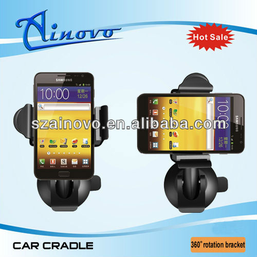 Uiversal car mount Charger Kit Car Holder for Iphone/ipad,mobile phone handset holder