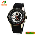 New 2016 Brand Curren Men Casual Quartz Watch Silicone Wrist Sport Watches