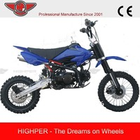 2014 Powerful Dirt Bike Mini Motorcycle with CE 125CC (DB602)
