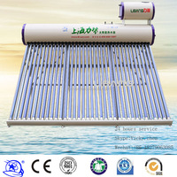High Absorption Room Heater Pressurized Solar