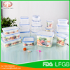 Best selling food storage container , pp plastic food container