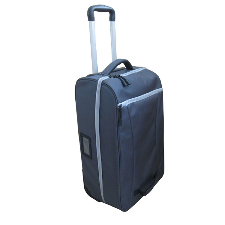 Two Wheel Brand 1680d Duffle PVC free toluene free Trolley Sport Bag