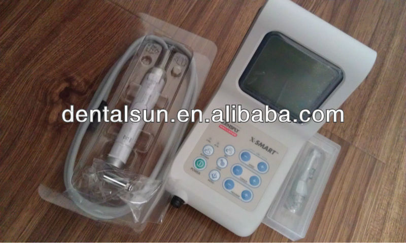 LCD Screen Dentaply X-Smart Dental Endo Motor/Endodontic motor