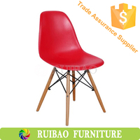 Cheap Colored Plastic Lounge Chairs of Replica DSW Modern Chair