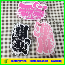 New Hello kitty cheap 3d silicone mobile cell phone case cover for Iphone cell phone back cover case