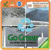 Go Green hot asphalt recycling for pavement