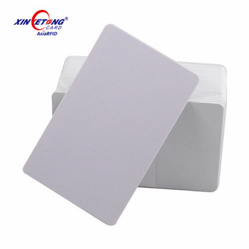 13.56MHZ M1K UID Changeable RFID Card Blank smart card