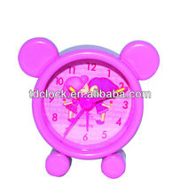 Traveling mini BB alarm prayer clock