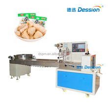 Frozen Chicken Meat Chicken Cube Packaging Machine With Counting