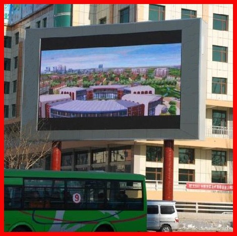 alibaba india 16mm pixels and video display function led display sign