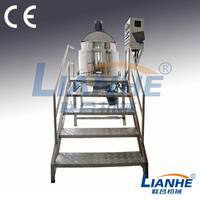 automatic cosmetic mixer, for liquid soap ,shampoo ,etc