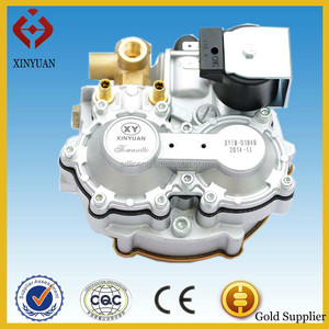 pressure Auto gas cng reducer AT04
