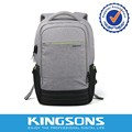 New arrivals USB charger backpack,customize laptop backpack