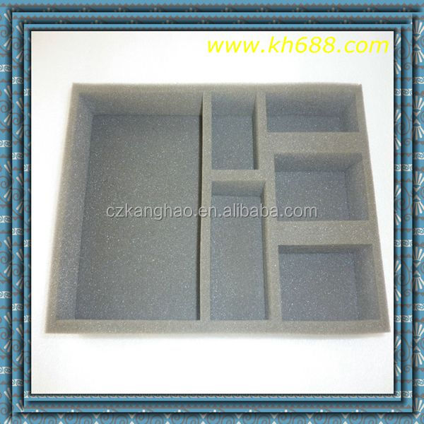 Factory eco PE/polyethylene black foam layer packaging