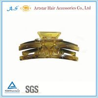 Buy mini plain plastic octopus hair claw in China on Alibaba.com