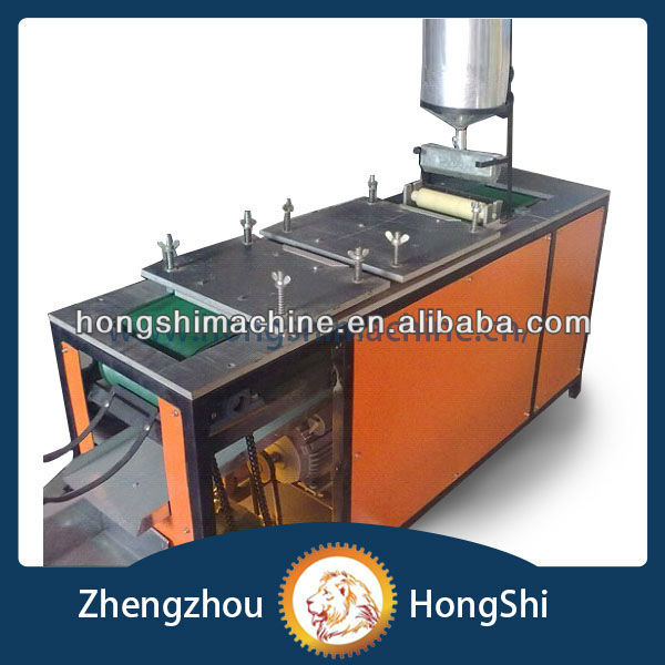waste newspaper recycling paper pencil making machine