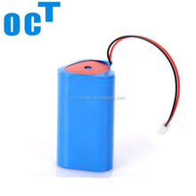 high quality 11.1v 2000mah lithium ion battery for solar led light