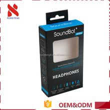 Factory Wholesale best price fast delivery headphone packaging box