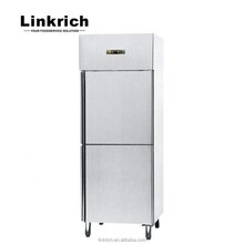 Upright Storage Stainless Steel Deep Freezer For Dough