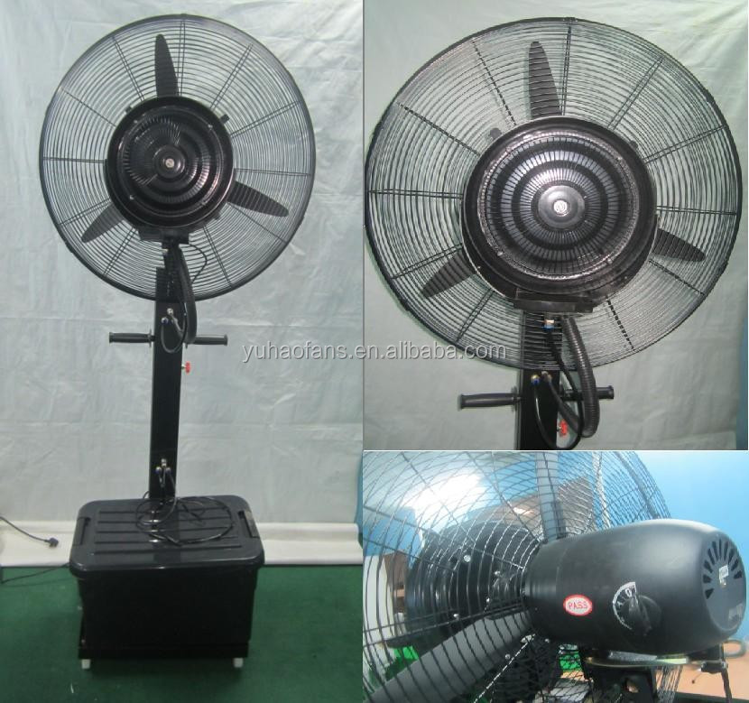 Industrial Misting Fans : Industrial mist fan with l water tank buy