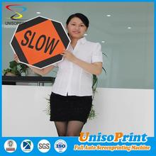 road construction equipments custom outdoor road warning sign for safety