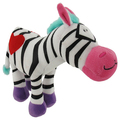 shenzhen manufacturer custom animal plush zebra soft toy