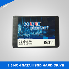 wholesale computer parts 2.5 inch SATAIII SSD 120GB hard disk