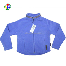 Groothandel winddicht polyester micro kids' polar fleece jas