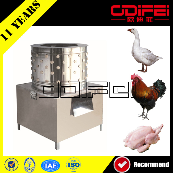 Top selling butcher equipment poultry plucker machine