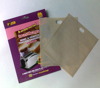 PTFE Non-stick Grilling Bags