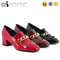 Alibaba con women shoes zapatos de baile salsa latina patent leather shoes
