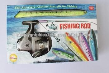 Hot sale high quality telescopic fishing rod