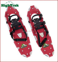 2014 Hot sale outdoor winter sports high quality colorful decking snow shoes