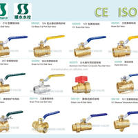 SSF 30520 Brass Ball Valve