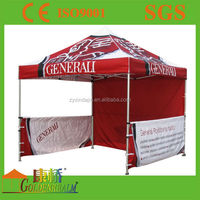 Water Resistant Customized Advertising Tent