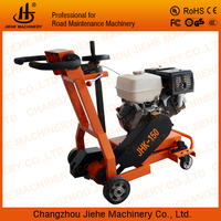 Concrete grooving cutting machine with honda engine for road construction(JHK-150)