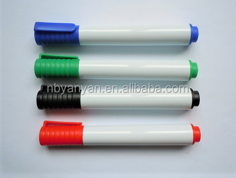Non toxic large volume refill ink big fine tip whiteboard markers
