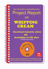 Project Report On Whipping Cream