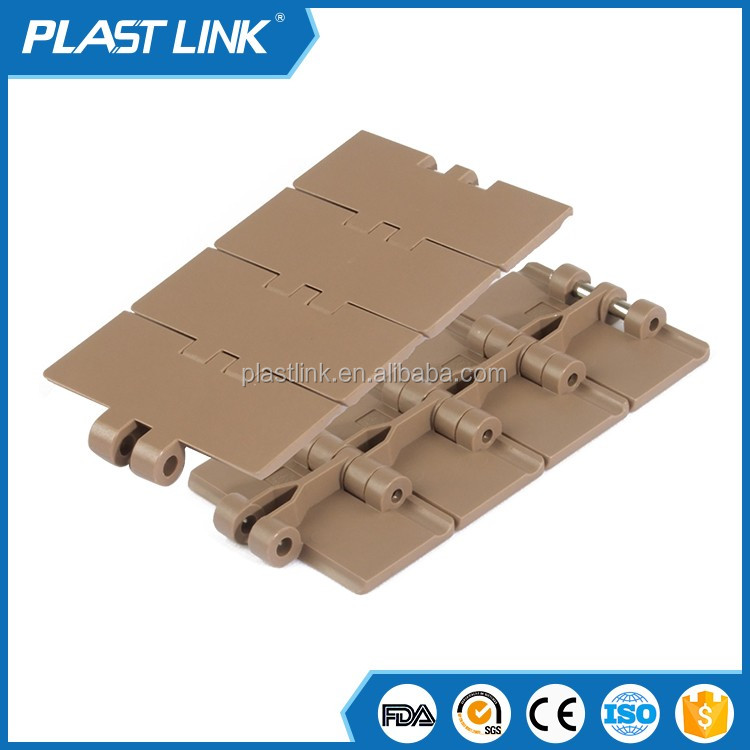 Plast Link 820 low price mashin equipment belt chain for the kind of products conveyor