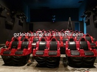 Amusement Park Rides 5D Cinema System 5D Theate Seats Hydraulic/Electric Transmission 4D 5D Cinema