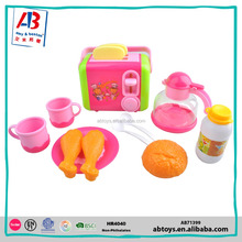 Promotional Gifts kitchen accessories pretend food and dishes kids tea set