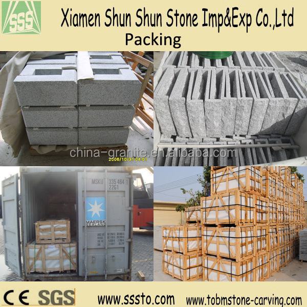 Good quality cheap granite quoins for out door