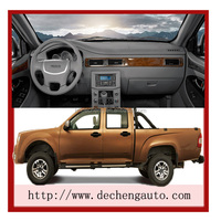 Cargo Truck China Manufacturer Double Cabin Pickup Cars