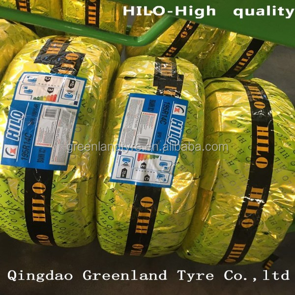 Chinese manufacturer 100% new pcr car tire for sale