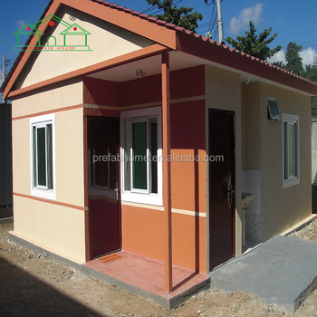 Small smart steel prefabricated home kits