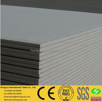 Most competitive price gypsum board thickness