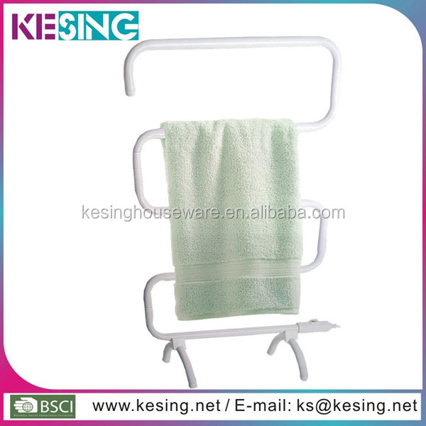Indoor Electic Heated Towel Warmer Free Standing Airer