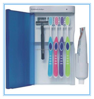 Household UV Toothbrush Sanitizer