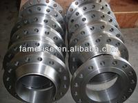 Factory Price uns s32750 super duplex steel lap joint flange with low price